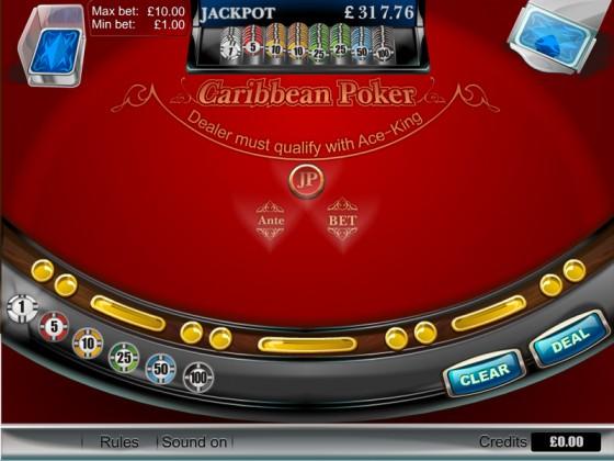 caribbean-poker
