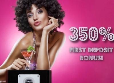 350 First Deposit Bingo Bonus