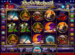 Bewitched-Slots